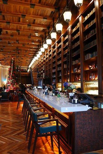Bar pada Bibliotheque