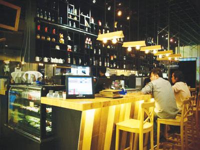 Softwawre Restoran untuk Munchies Gandaria City