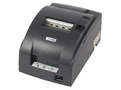 EPSON TMU220 Impact Printer