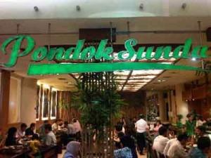 Restoran Aroma Pondok Sunda